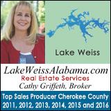 http://www.LakeWeissAlabama.com