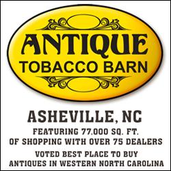 Antique Tobacco Barn