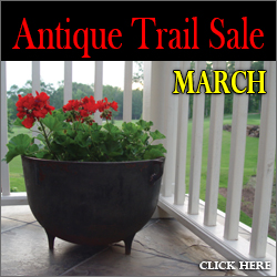 Antique Trail Sale