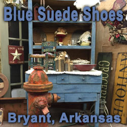 Blue Suede Shoes Antique Mall