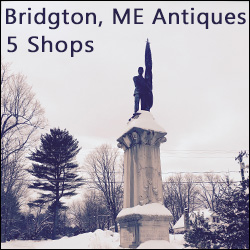 Bridgton, Maine Antiques