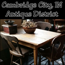 Cambridge City Antique District