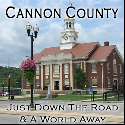 Cannon County Chamber of Commerce
