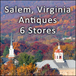 City of Salem Antiques