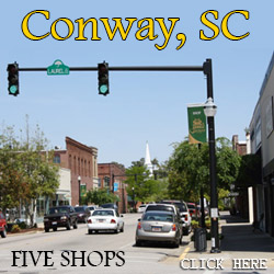 Antiques in Conway, SC