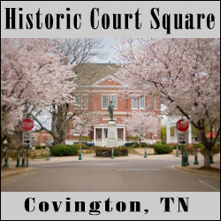 Covington Historic Court Square