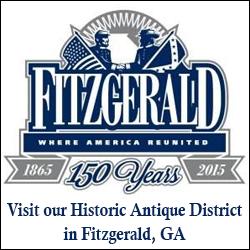 Fitzgerald Georgia Antiques