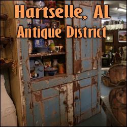 Hartselle, AL Antiques