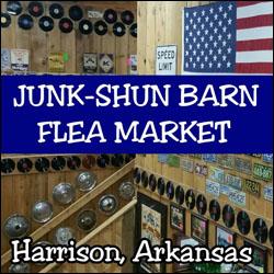 JUNK-SHUN Barn Flea Market