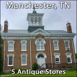 Manchester, TN Antiques