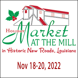 Market at the Mill Holiday