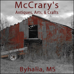 McCrary's Antiques, Arts, & Crafts