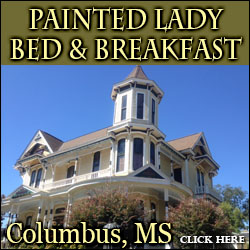 Painted Lady Bed and Breakfast