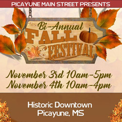 Picayune, MS Fall Festival