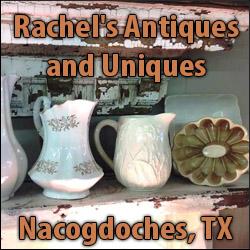 Rachel's Antiques and Uniques