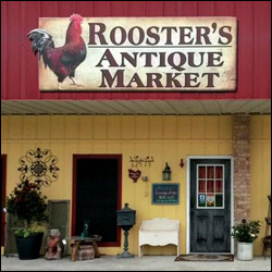 Rooster's Antique Market