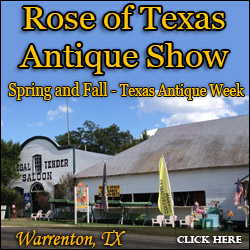Rose of Texas Antique Show