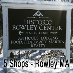 Rowley, Massachusetts Antiques
