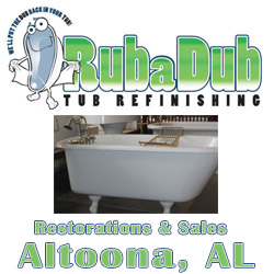 Rub A Dub Tub Restoration & Sales