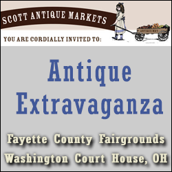 Scott's Antique Markets Extravagana