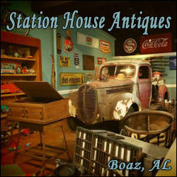 Station House Antiques  (Boaz, AL)