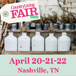 Country Living Fair Nashville, TN