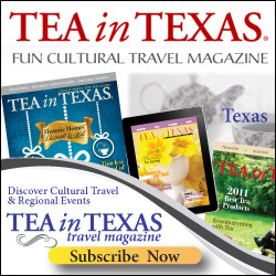 Tea in Texas Magazine