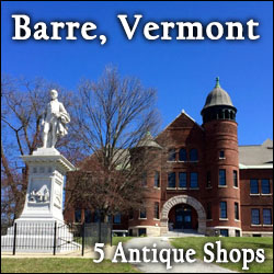 City of Barre Antiques