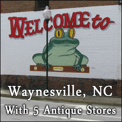 Waynesville, NC Antique Shops