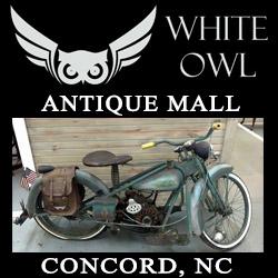 White Owl Antique Mall & Design Center