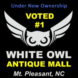 White Owl Antique Mall & Design Center