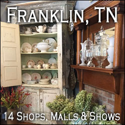 Franklin, TN Antiques