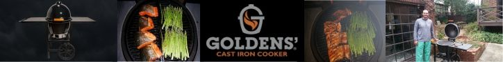 Golden's Cast Iron Cooker