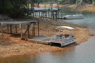 tenkiller lake level