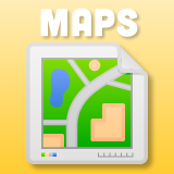 Big Green Lake Maps