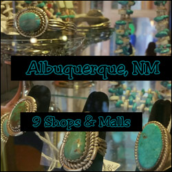 Albuquerque, New Mexico Antique Shops & Malls
