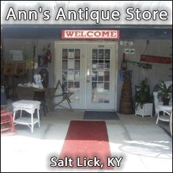Ann's Antique Store