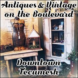 Antiques & Vintage on the Boulevard