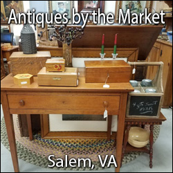 Antiques by the Market