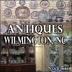 Antiques in Wilmington, NC