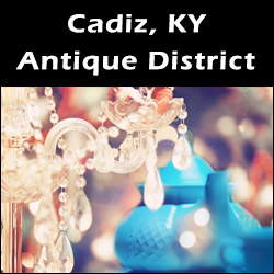 Cadiz, Kentucky Antiques