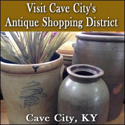 Cave City Antique District