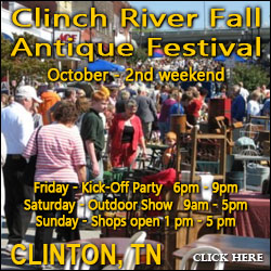 Clinch River Fall Antique Festival