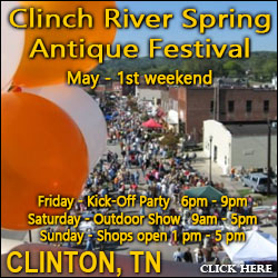 Clinch River Spring Antique Festival