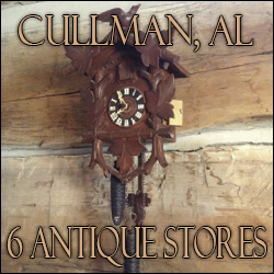 Cullman, AL Antique Stores