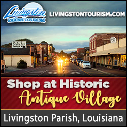 Denham Springs Antique Village Merchants Association