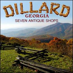 Dillard GA Tourist Association