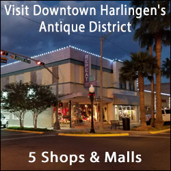 Downtown Harlingen