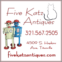 Five Katz Antiques
