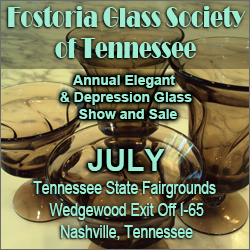 Fostoria Glass Society of Tennessee
